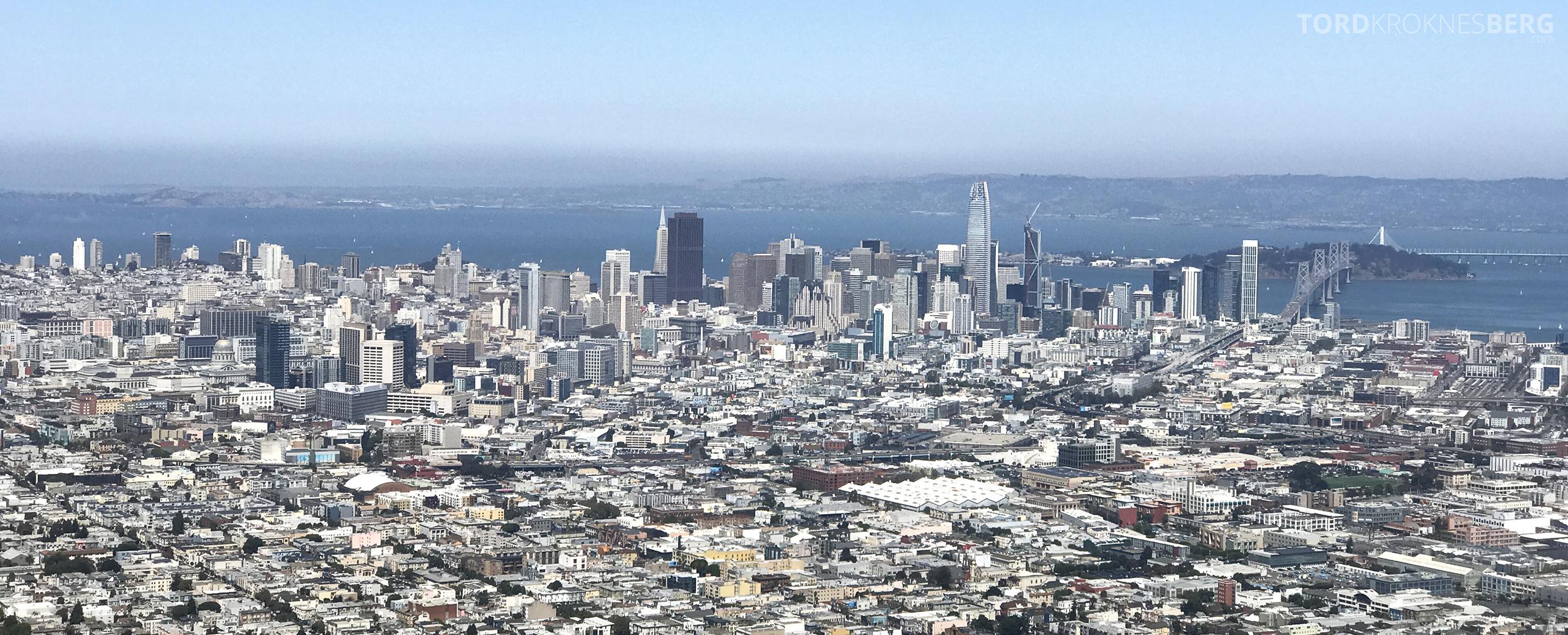 San Francisco Helicopter Tour utsikt