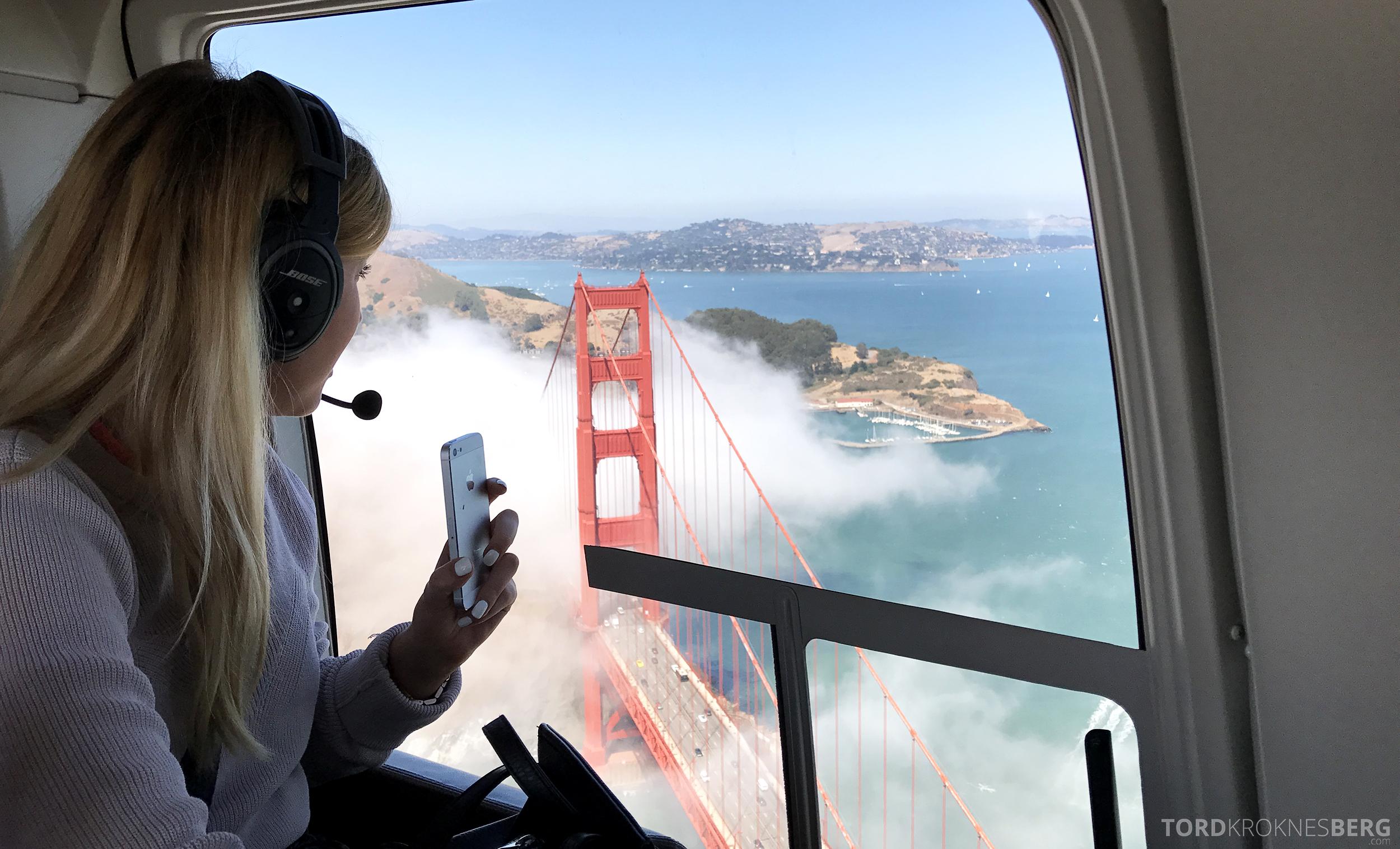 San Francisco Helicopter Tour Golden Gate
