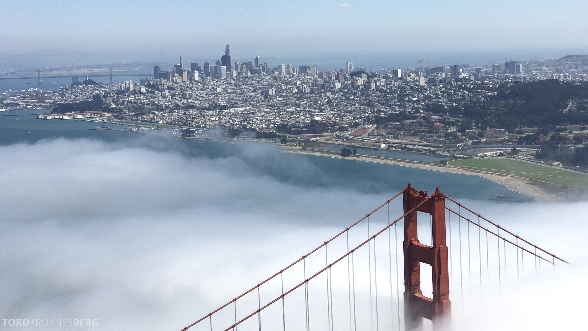 San Francisco Helicopter Tour Golden Gate by