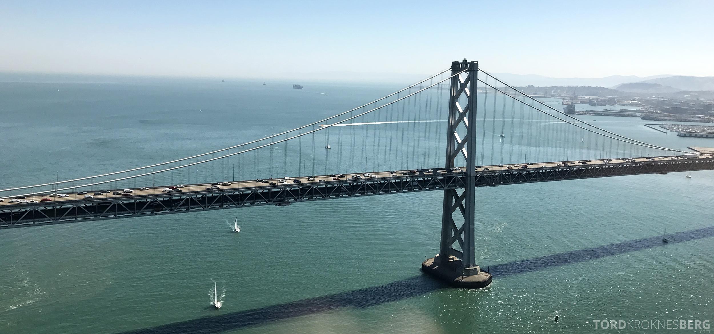San Francisco Helicopter Tour bro