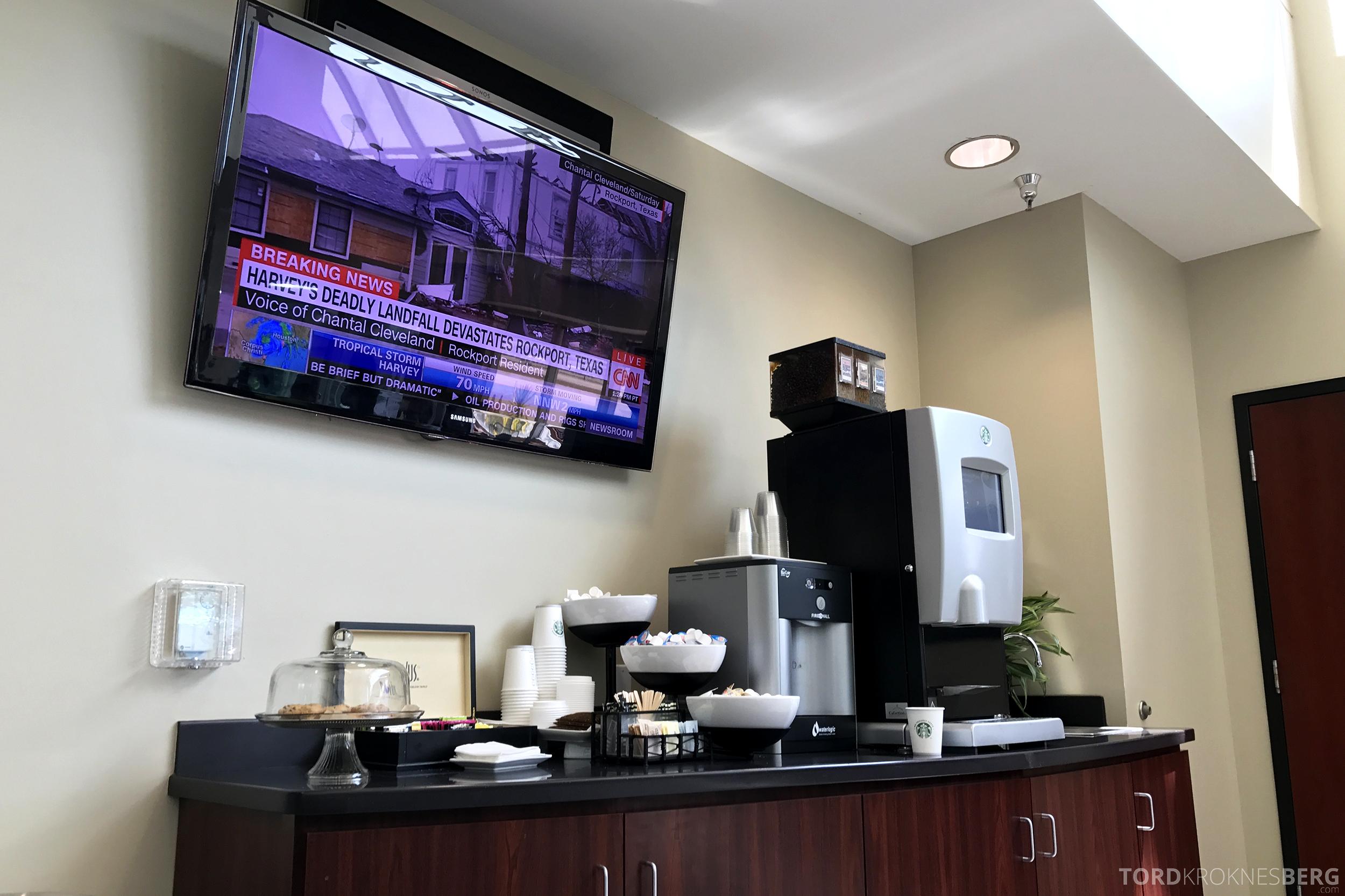 San Francisco Helicopter Tour Executive Terminal kaffemaskin
