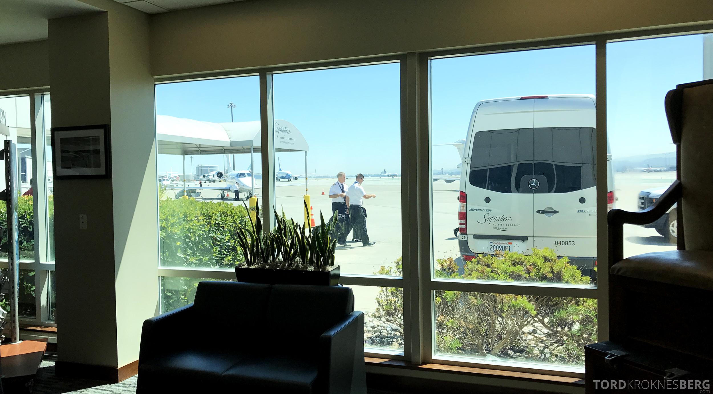 San Francisco Helicopter Tour Executive Terminal utsikt