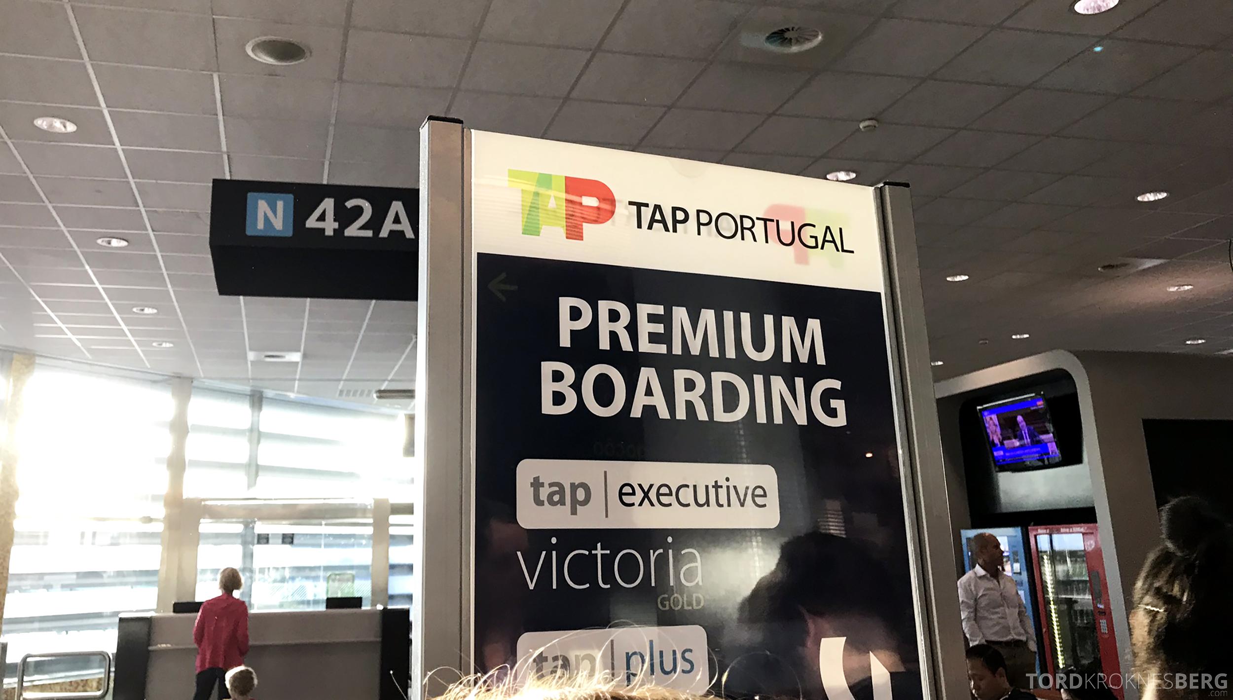 TAP Portugal Business Class Lisbon New York premium