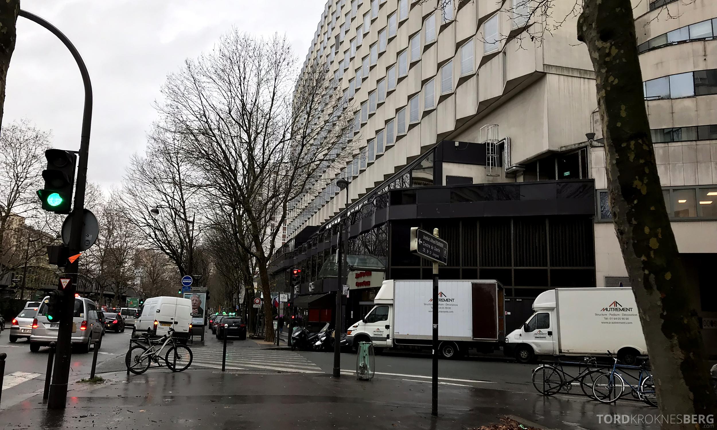 Marriott Paris Rive Gauche utendørs
