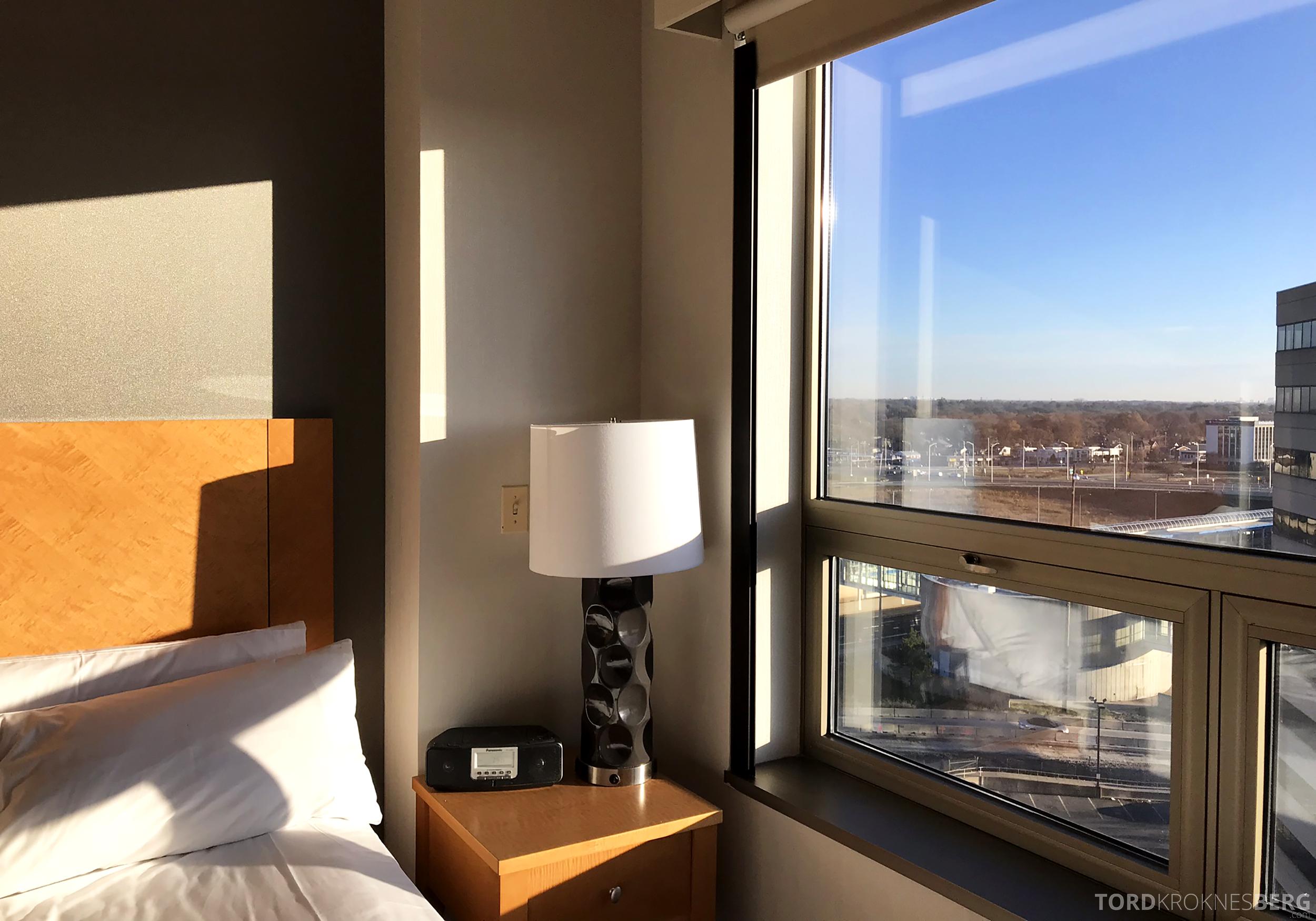 Renaissance Chicago O'Hare Hotel dagsutsikt