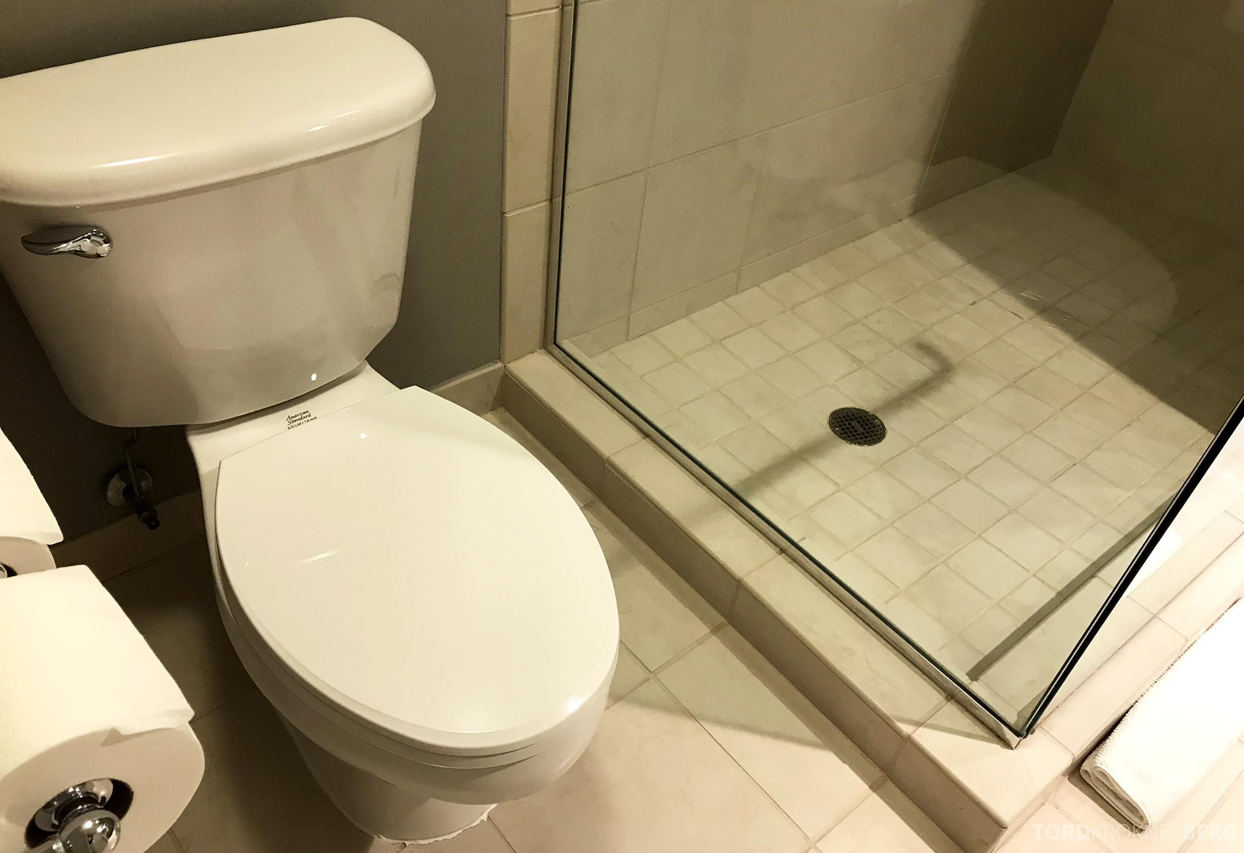 Renaissance Chicago O'Hare Hotel toalett