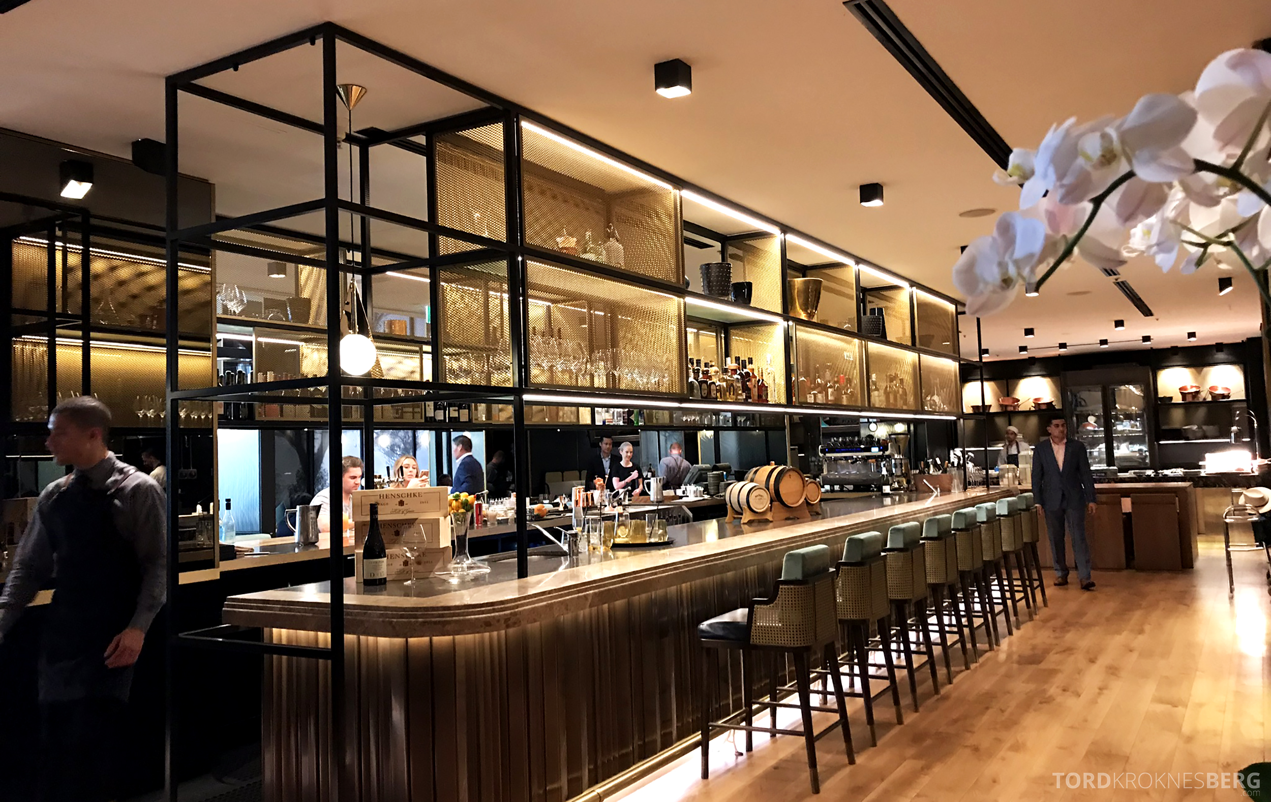 Four Seasons Hotel Sydney restaurant