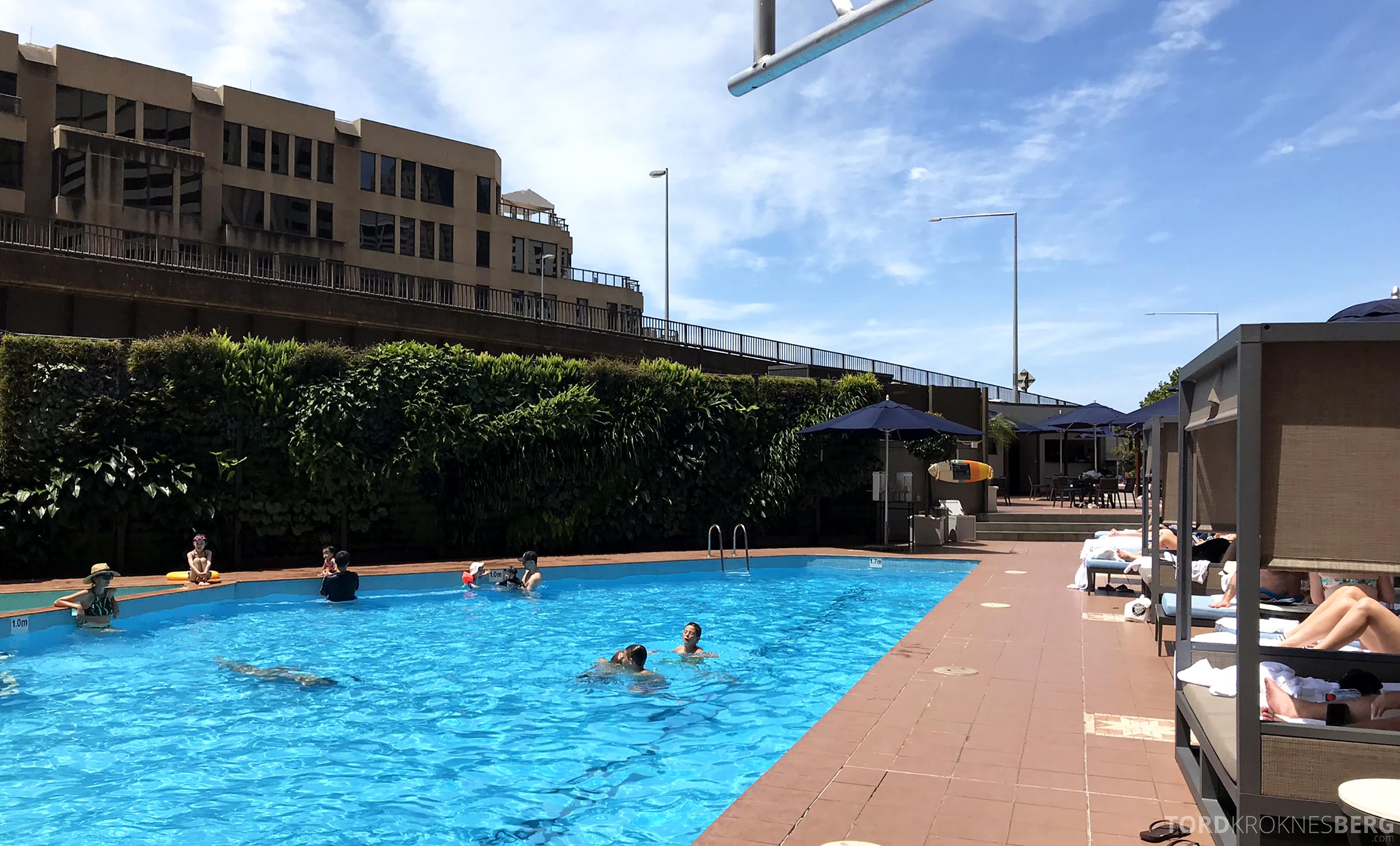Four Seasons Hotel Sydney bassenområde
