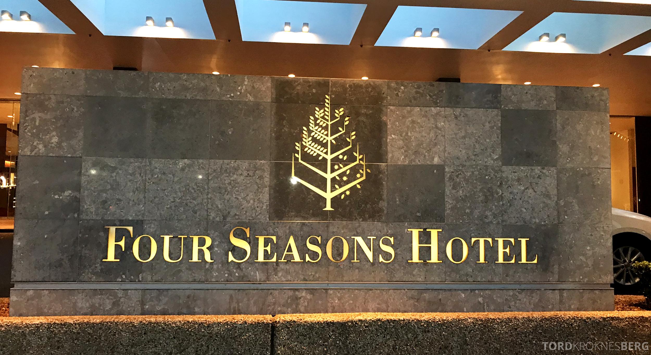 Four Seasons Hotel Sydney logo