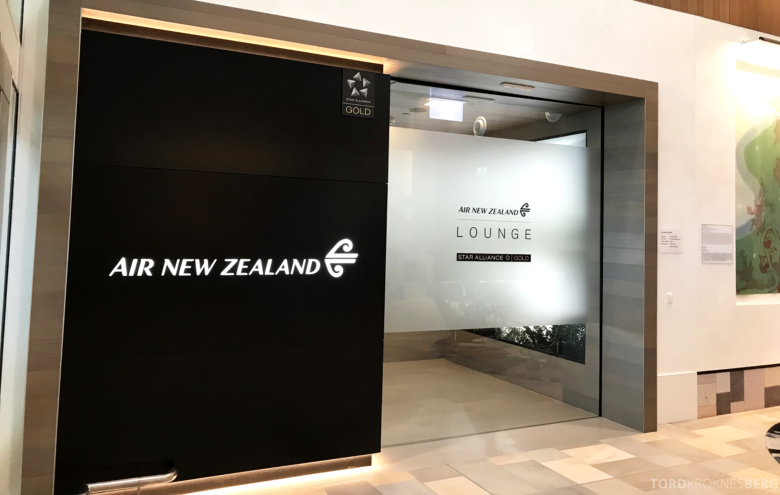 Singapore Airlines SilverKris Lounge Brisbane Air New Zealand