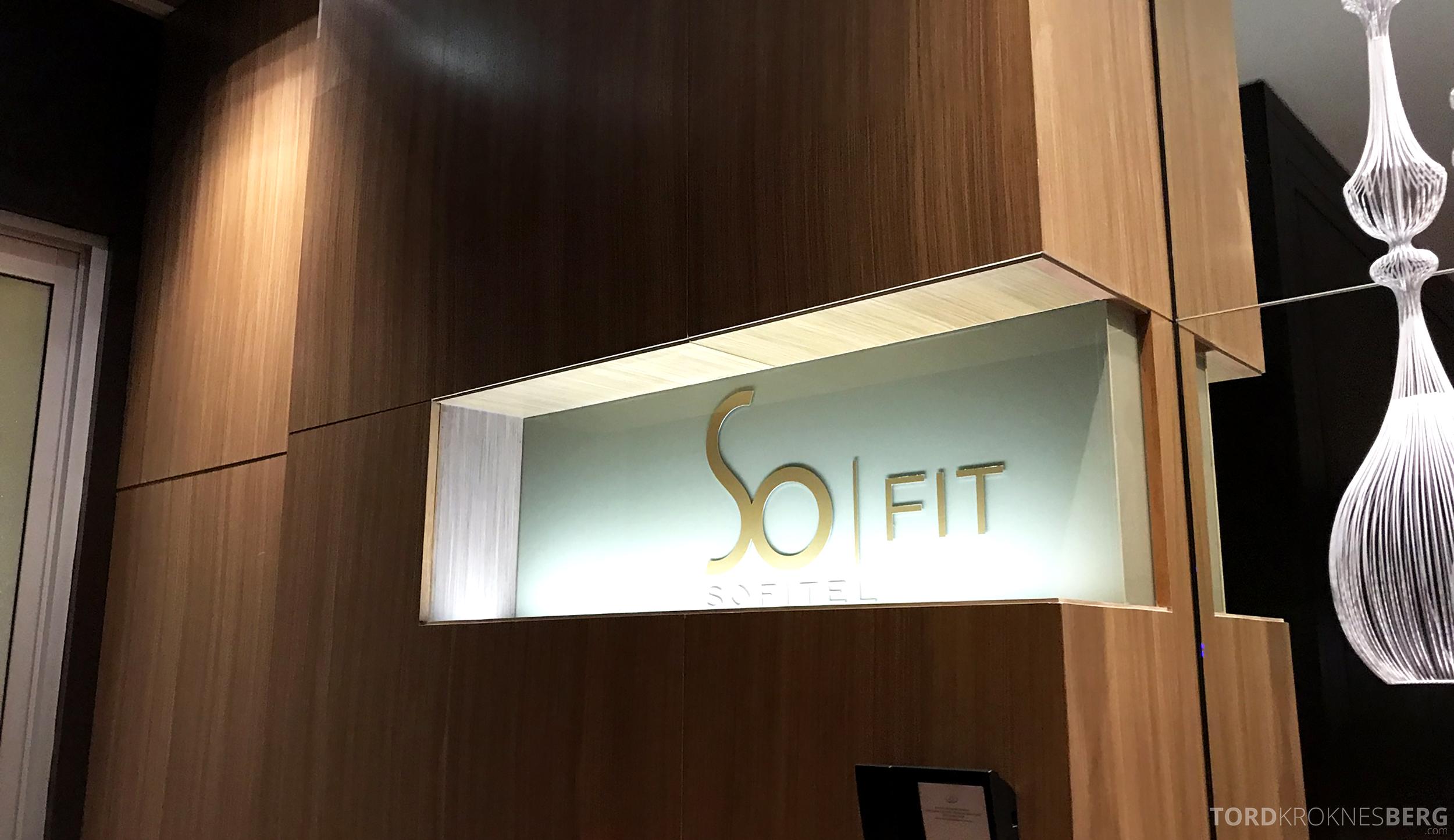 Sofitel Hotel Brisbane fitness