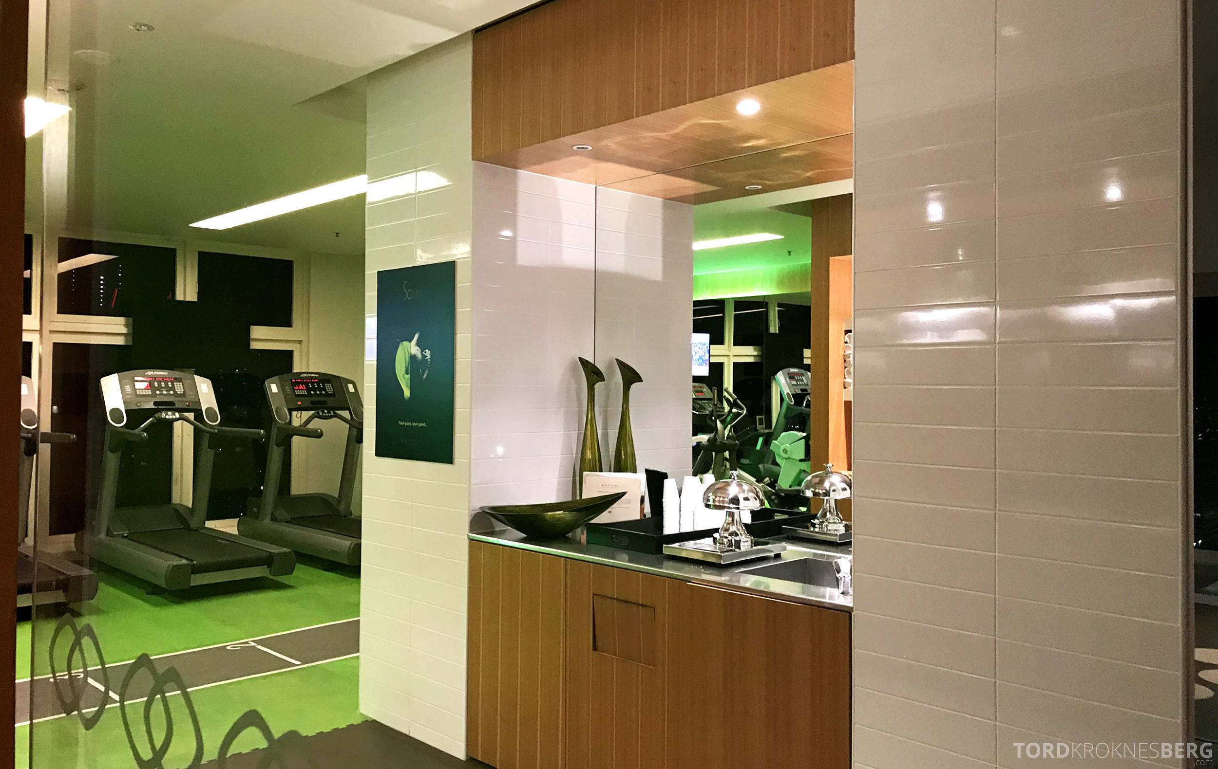 Sofitel Hotel Brisbane trimrom