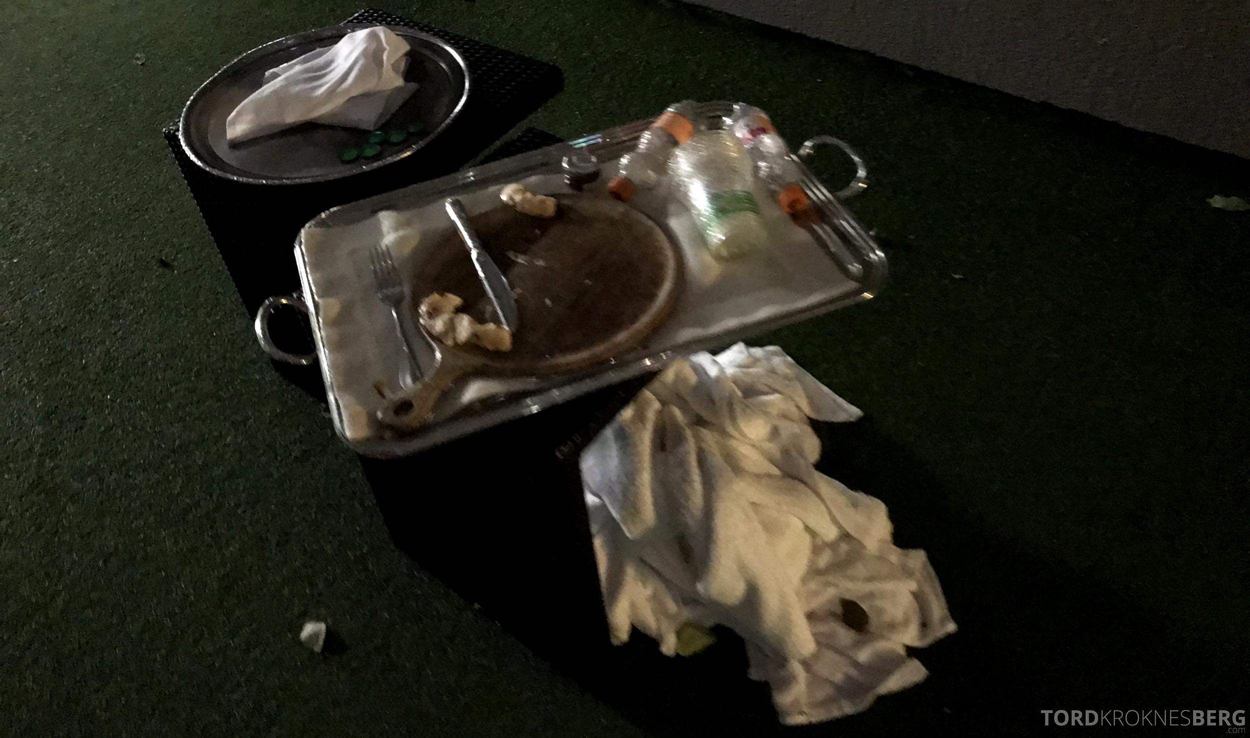 Sofitel Hotel Brisbane søppel