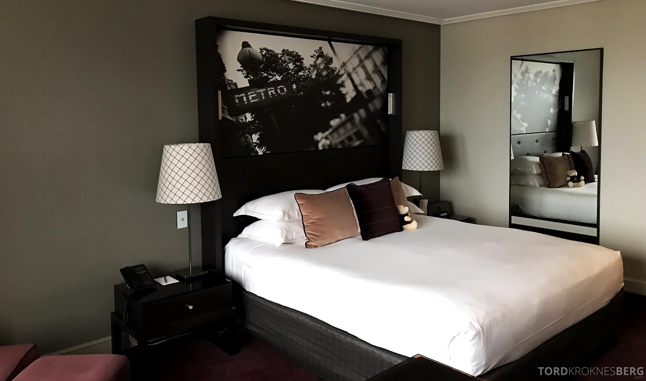 Sofitel Hotel Brisbane seng