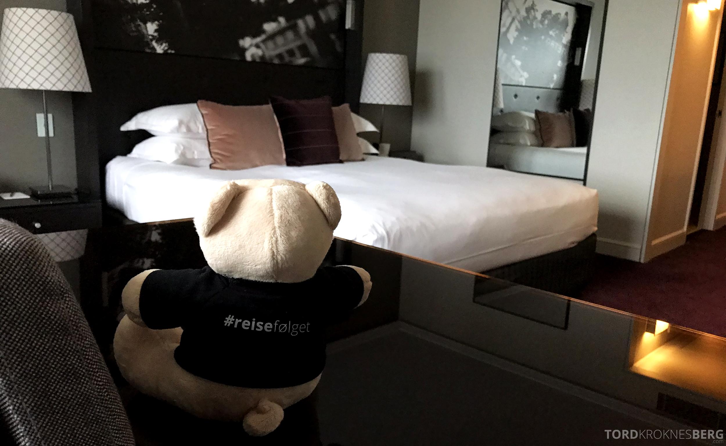 Sofitel Hotel Brisbane reisefølget rom