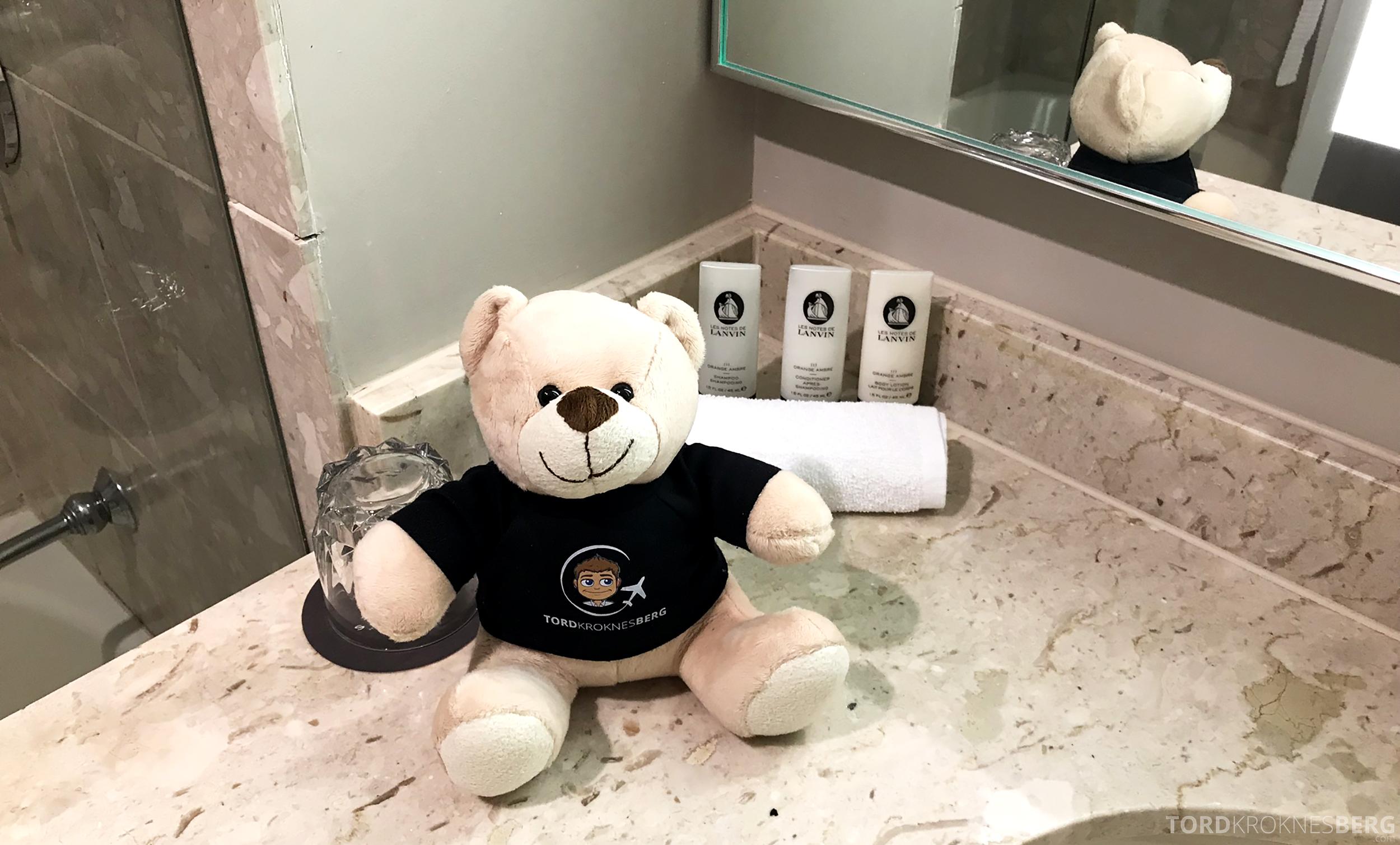 Sofitel Hotel Brisbane reisefølget toalettsaker