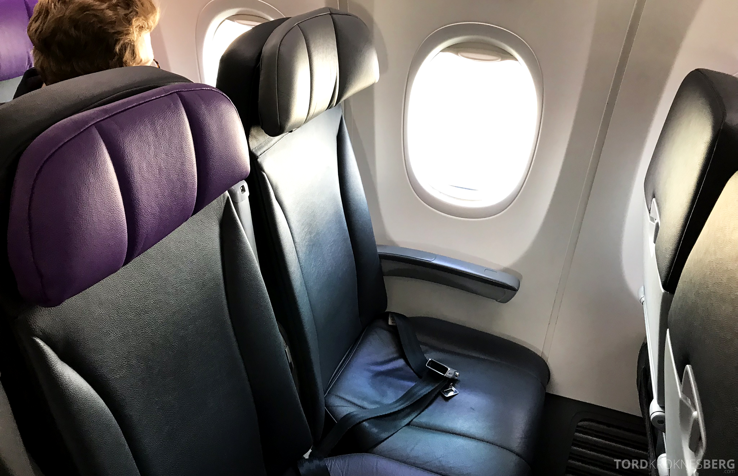 Virgin Australia Economy Class Brisbane Sydney sete