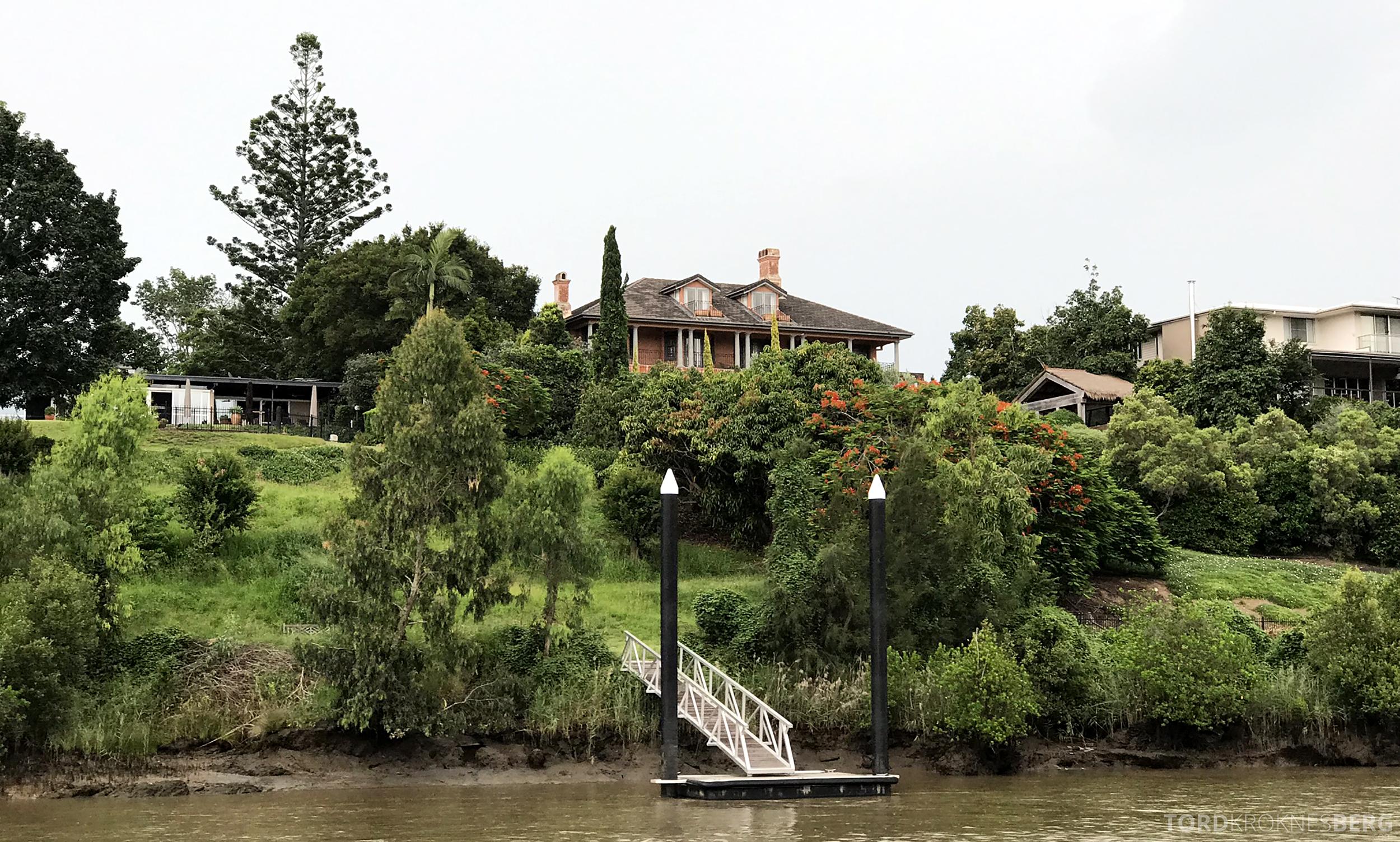 Lone Pine Koala Sanctuary Cruise villa
