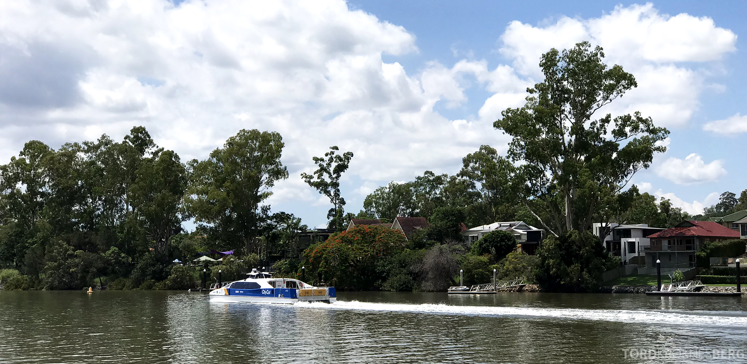 Lone Pine Koala Sanctuary Cruise Brisbane River