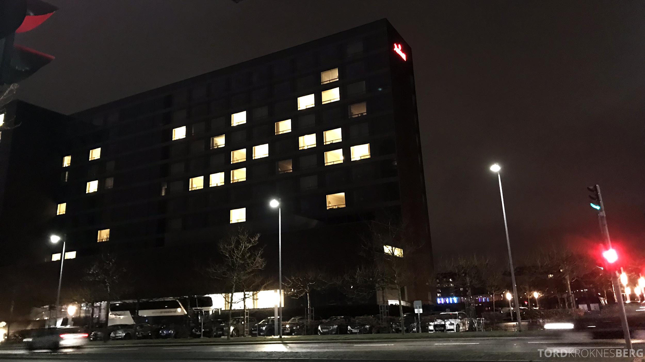Marriott Copenhagen Hotel fasade