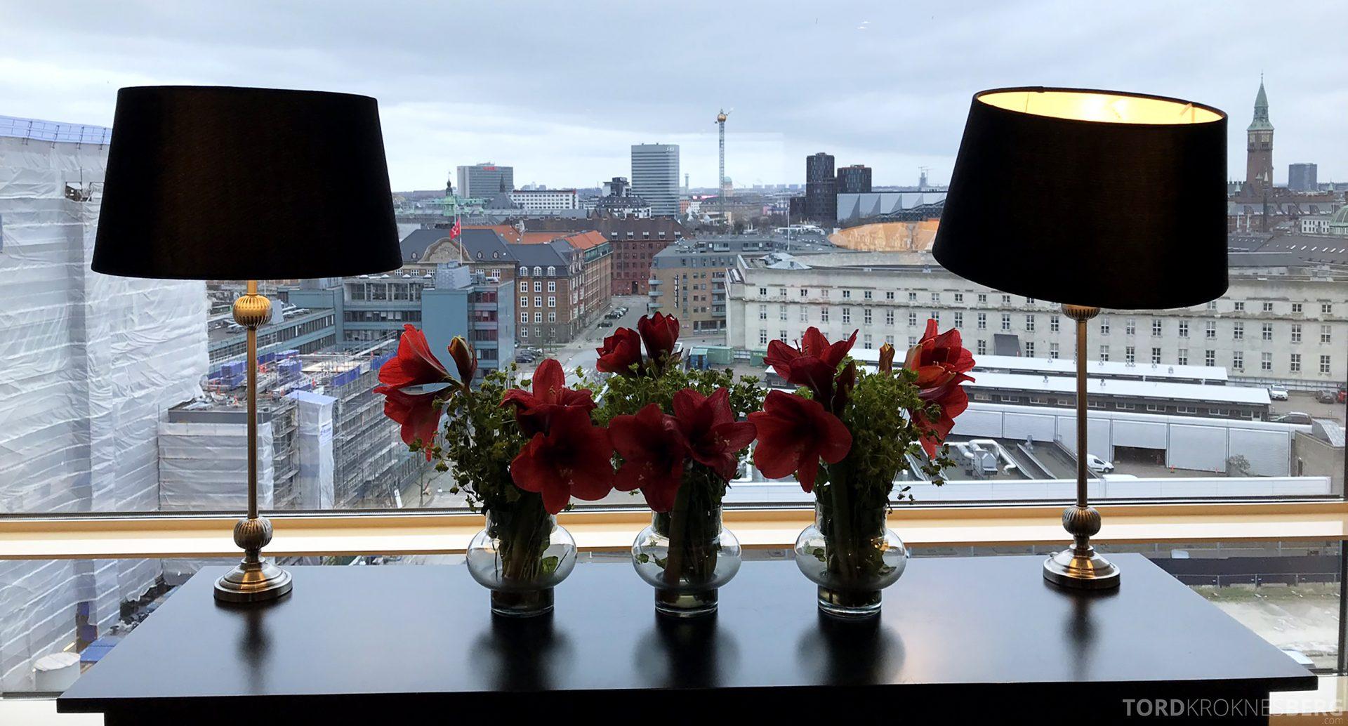Marriott Copenhagen Hotel dekor