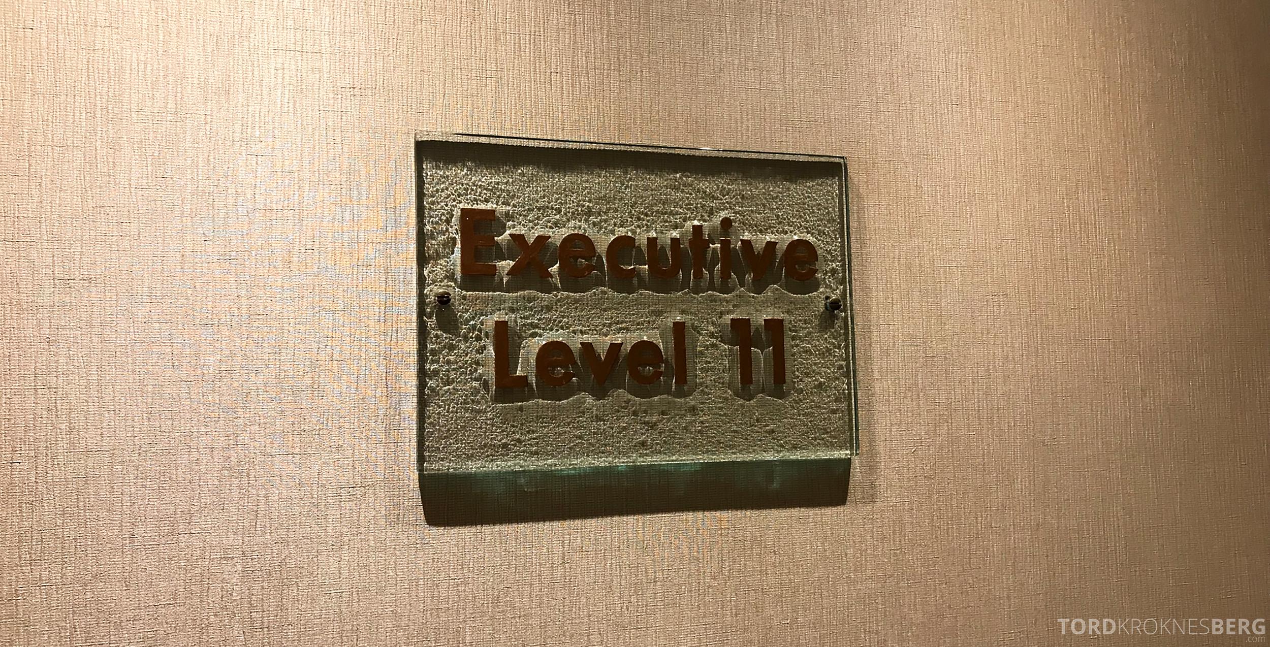 Marriott Copenhagen Hotel Executive Lever