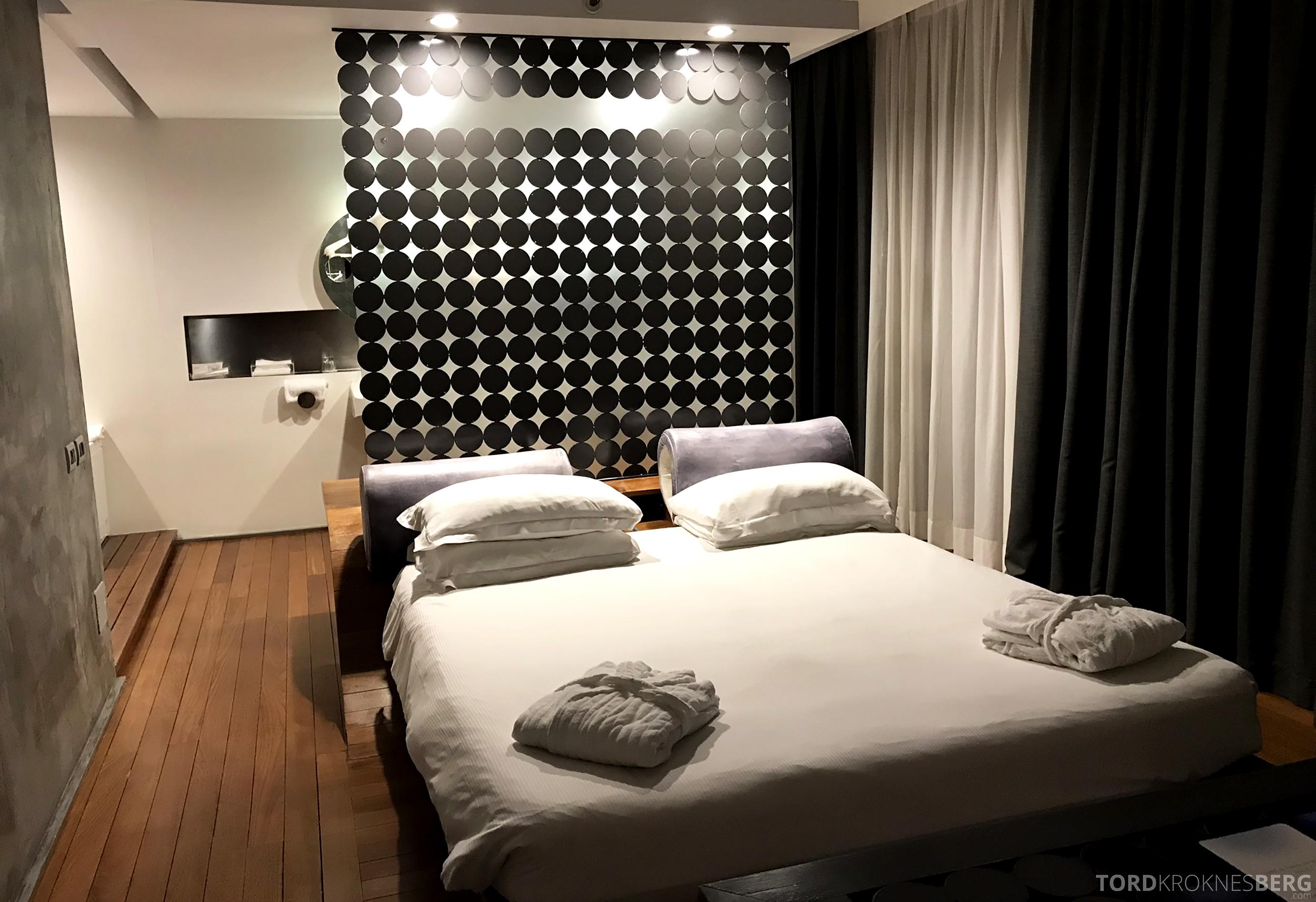Radisson Blu Rome Hotel seng