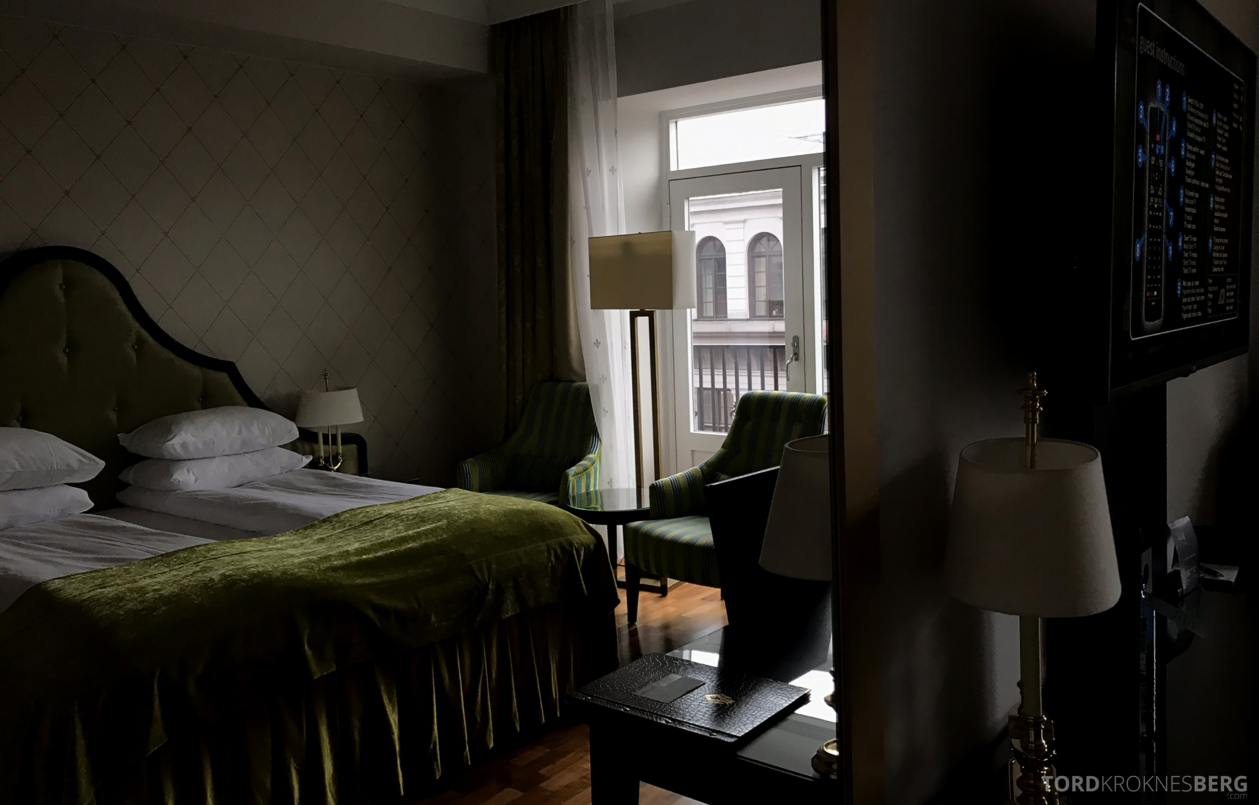 Thon Hotel Bristol Oslo rom