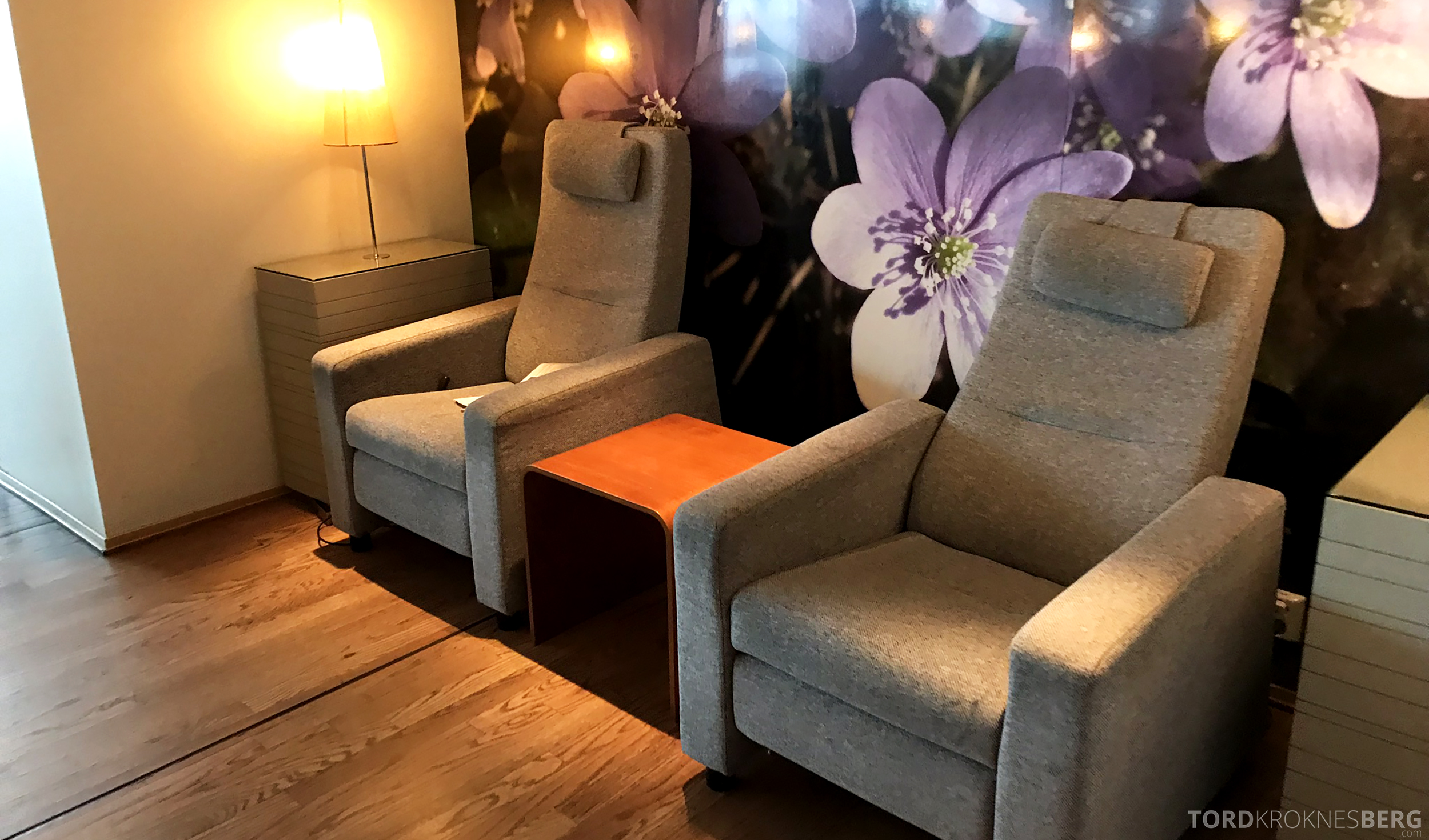 OSL Lounge Gardermoen godstol