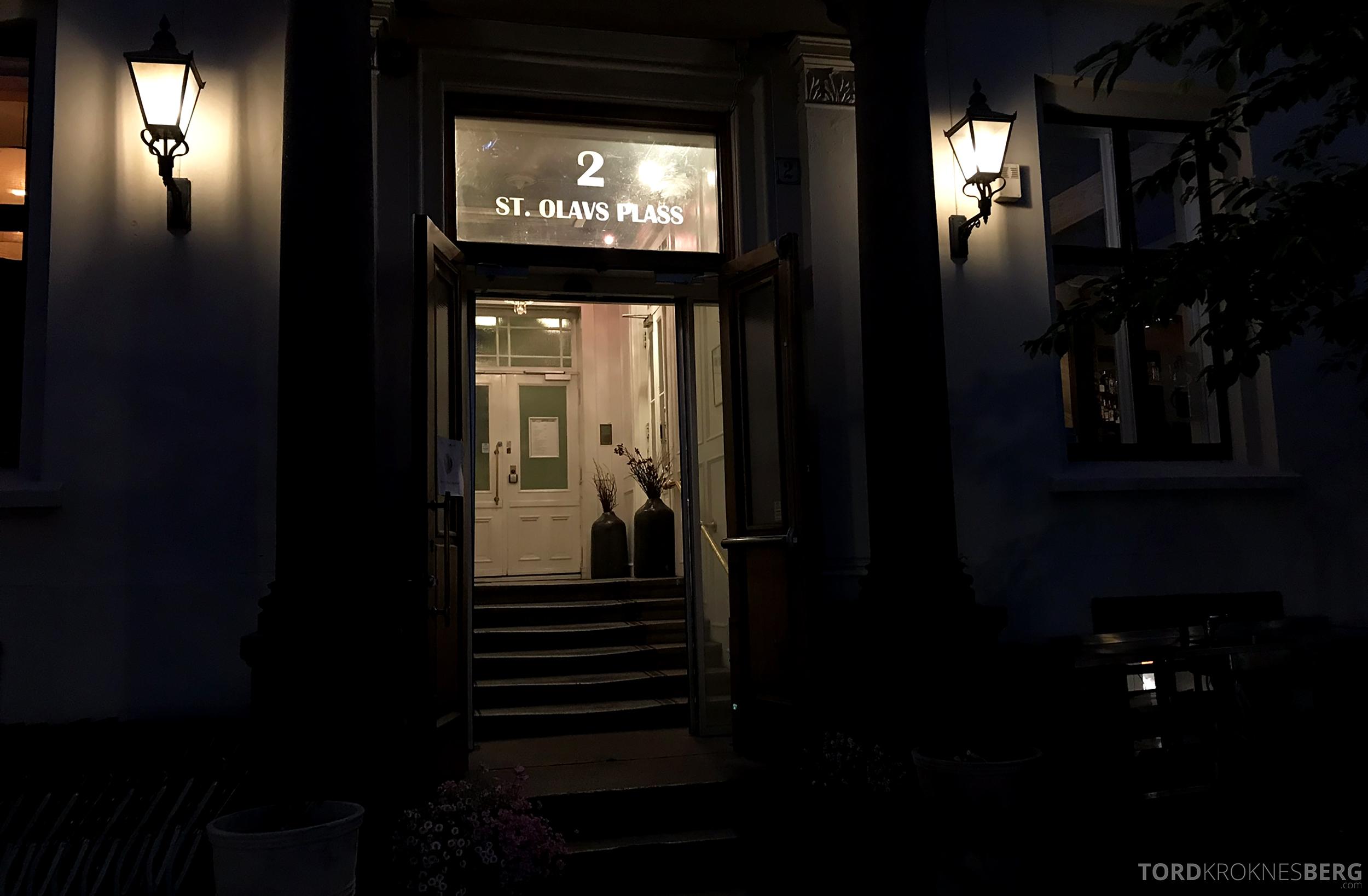 Restaurant Happolati Oslo inngang