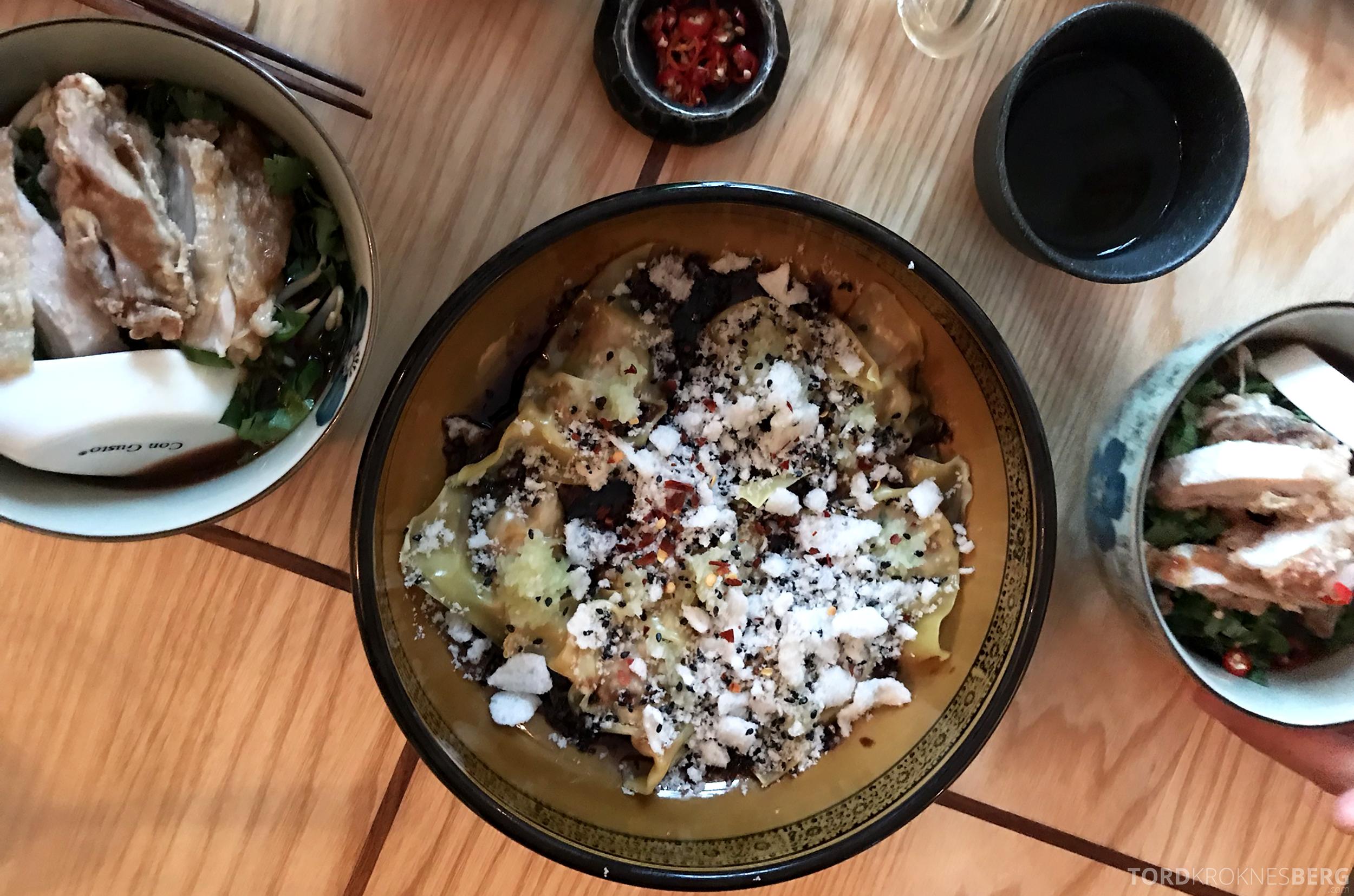 Restaurant Happolati Oslo nudler og dumplings