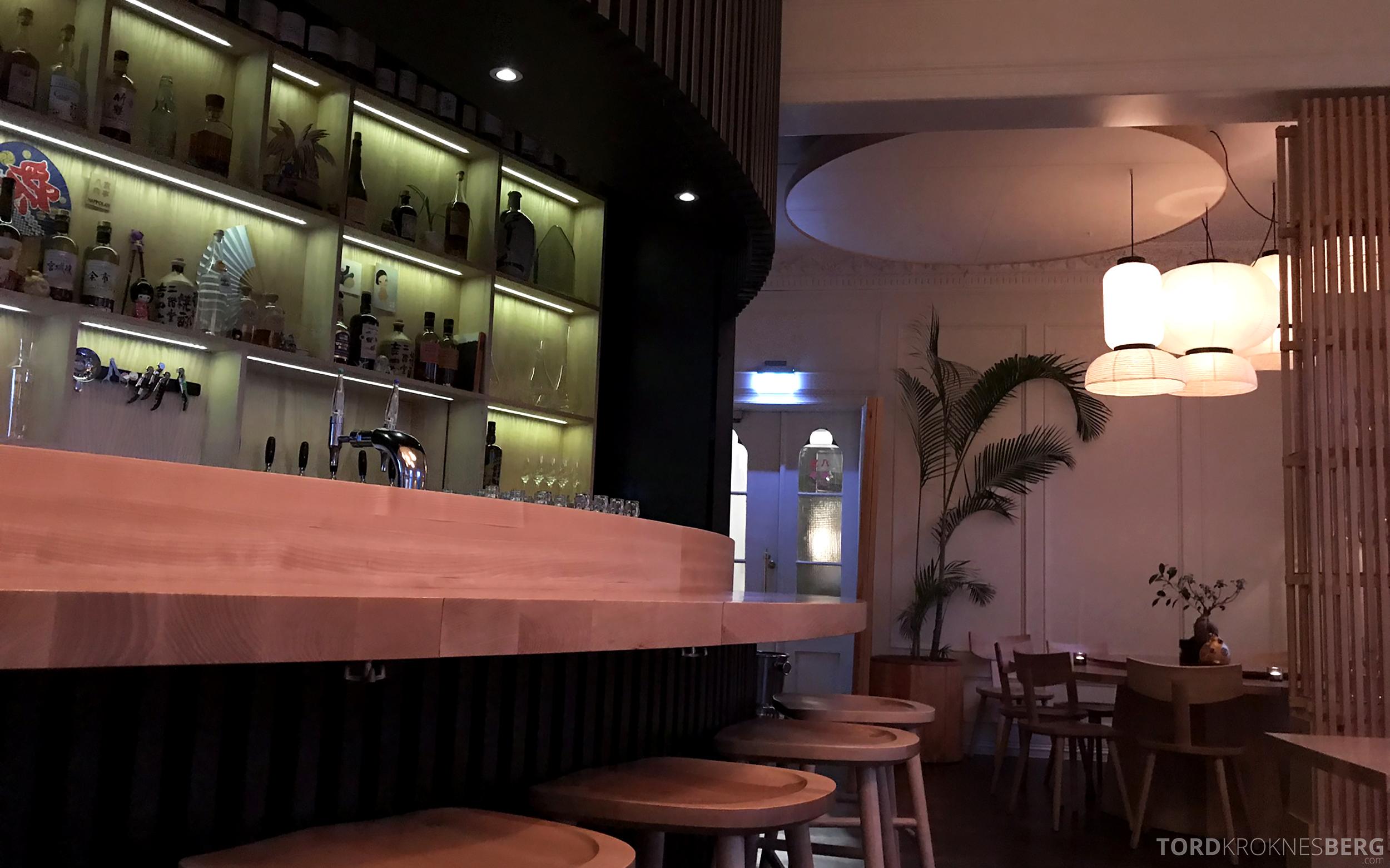 Restaurant Happolati Oslo bar