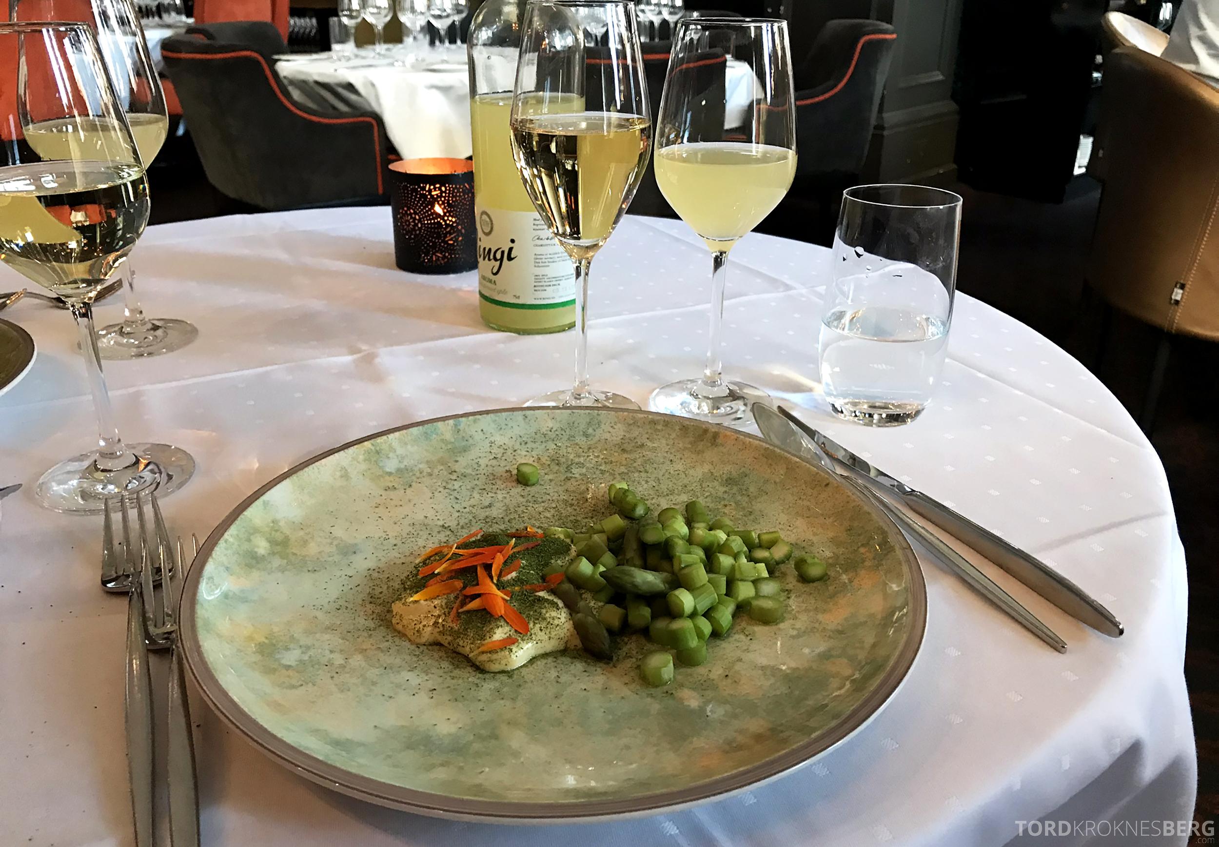 Restaurant Eik Annen Etage Oslo asparges
