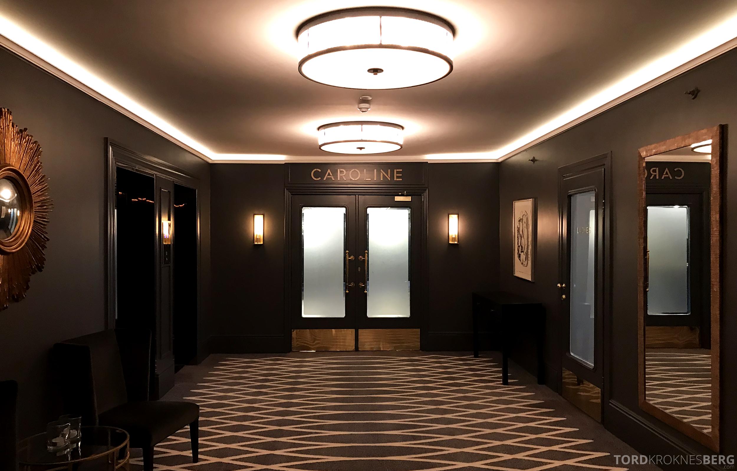 Restaurant Eik Annen Etage Oslo Hotel Continental