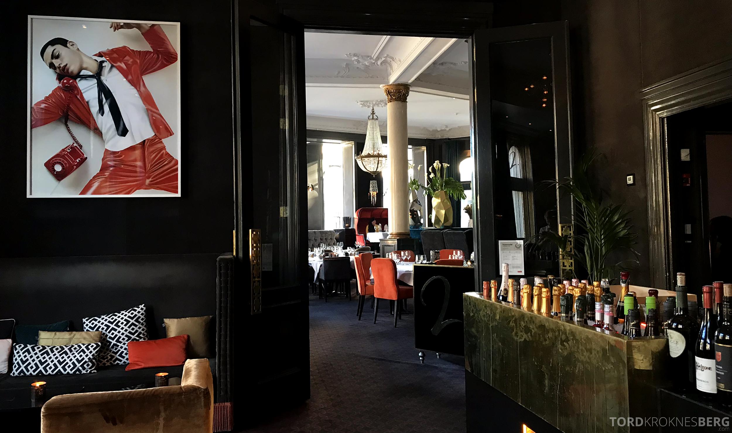 Restaurant Eik Annen Etage Oslo bar
