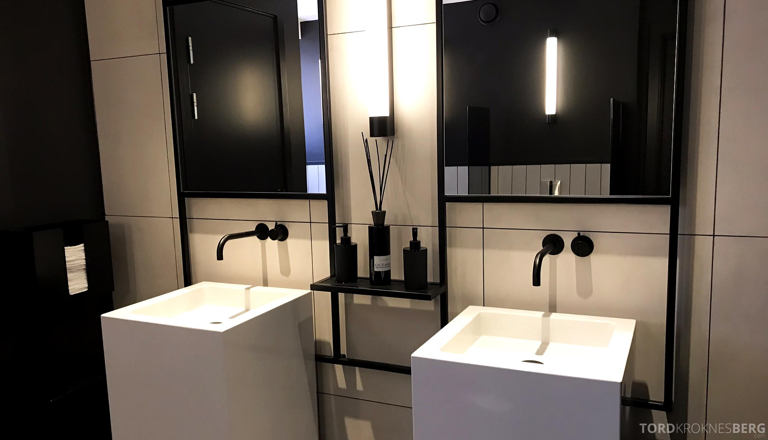 Restaurant Eik Annen Etage Oslo toalett