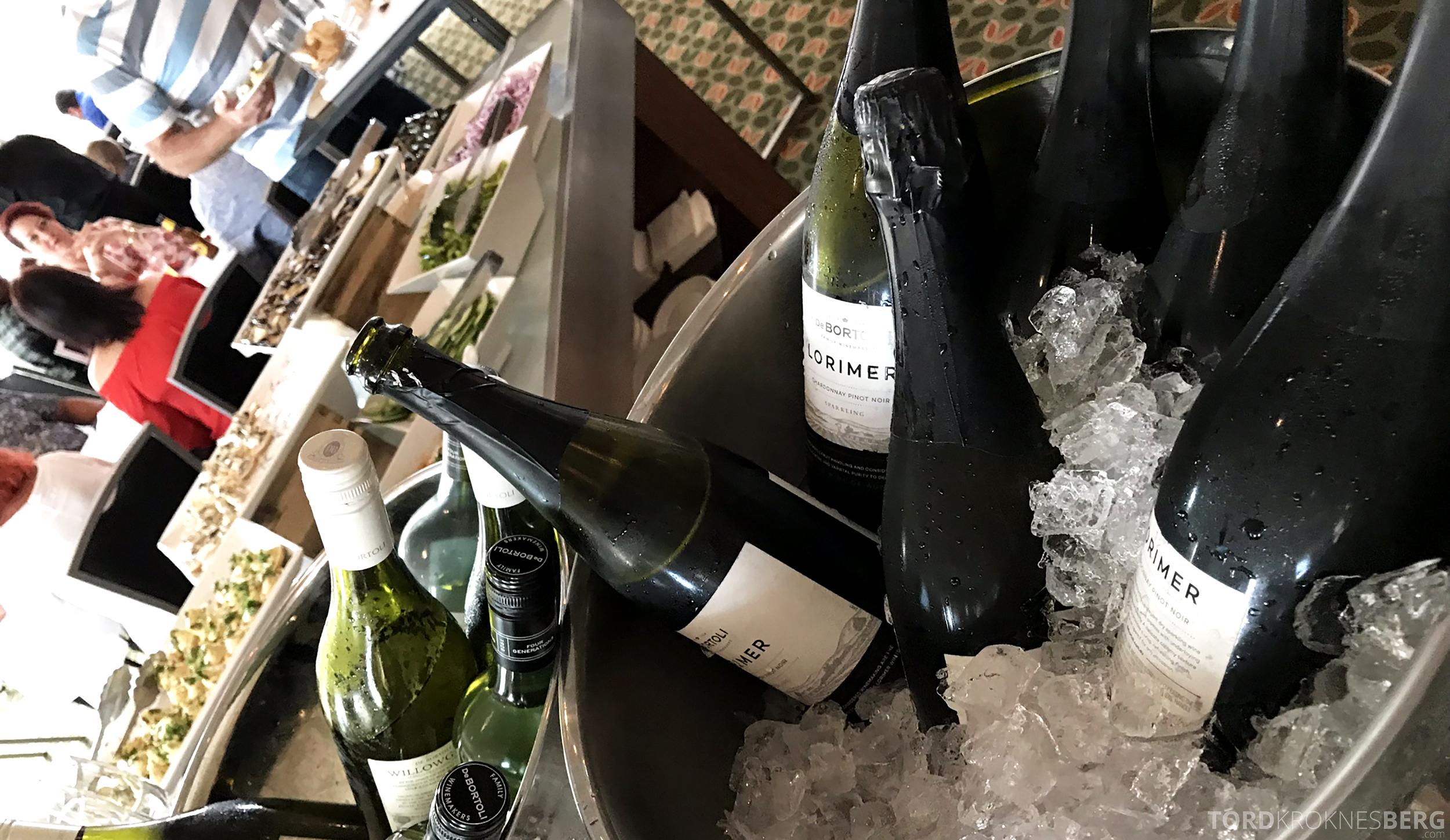 Brisbane Marriott Hotel Executive Lounge vin