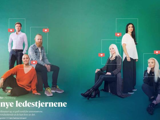 Influencer reise Tord Kroknes Berg