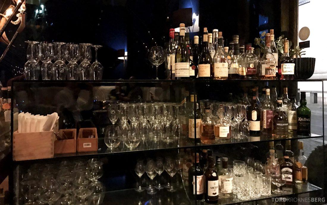Restaurant Fjord Oslo bar