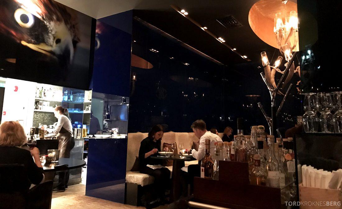 Restaurant Fjord Oslo interiør