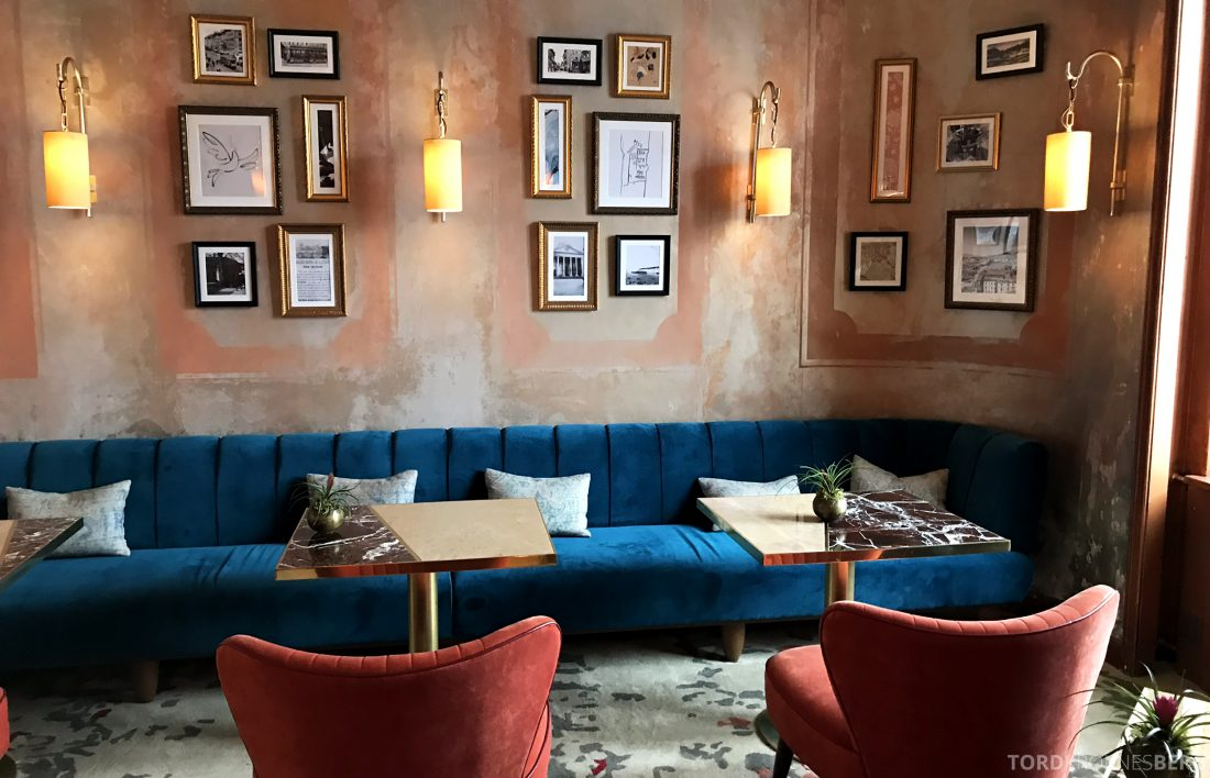 Ritz-Carlton Hotel de la Paix Genève bar