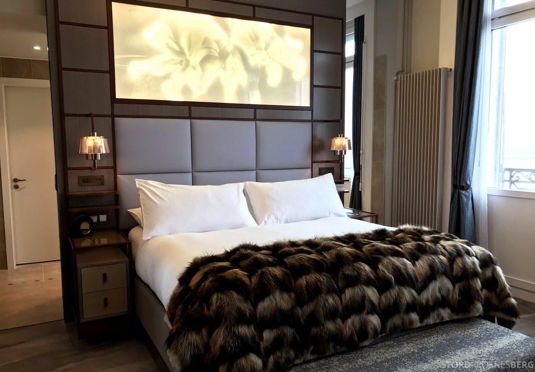 Ritz-Carlton Hotel de la Paix Genève seng