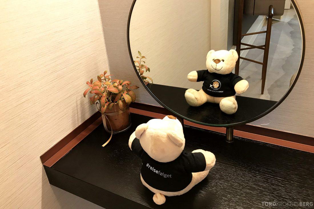 Ritz-Carlton Hotel de la Paix Genève sminkerom