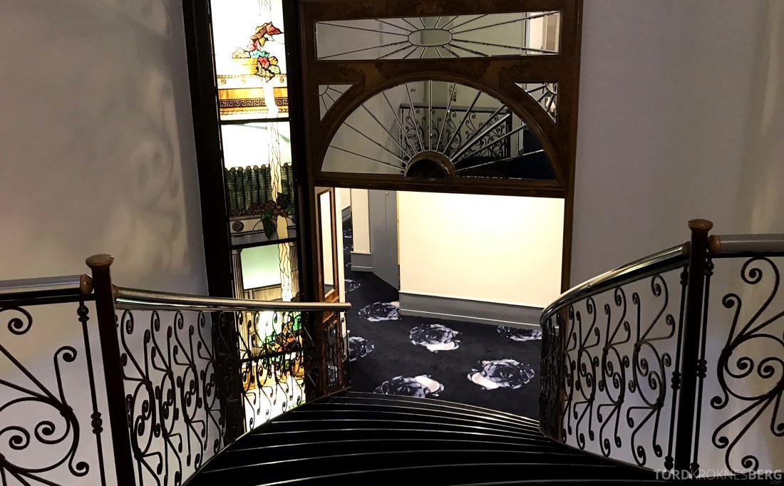 Ritz-Carlton Hotel de la Paix Genève eldre del
