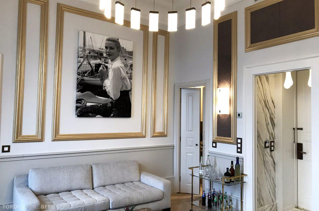 Ritz-Carlton Hotel de la Paix Genève Grace Kelly suite