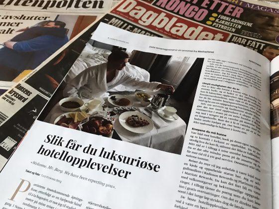 Tord Kroknes Berg artikkel Dagbladet2018