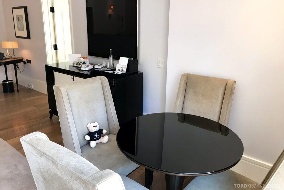 Hotel Bel-Air Los Angeles spisebord