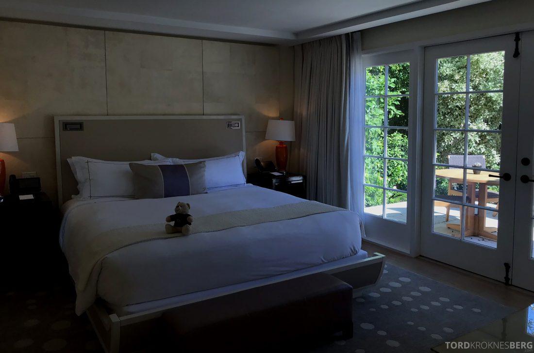 Hotel Bel-Air Los Angeles sengen
