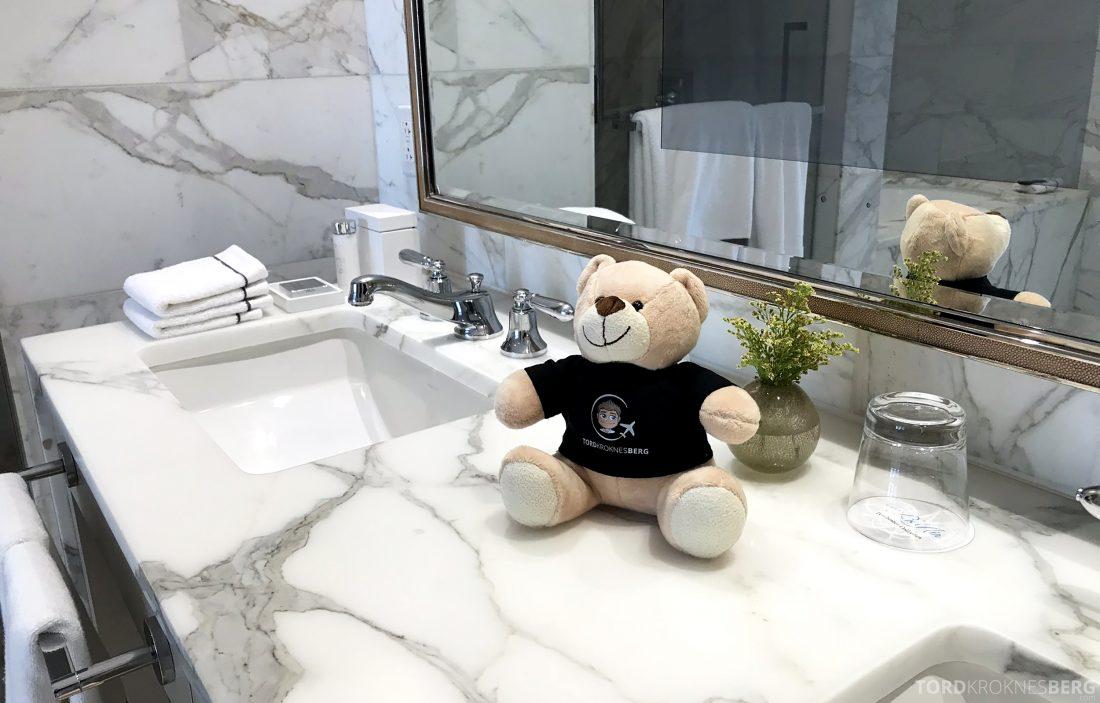 Hotel Bel-Air Los Angeles reisefølget servant