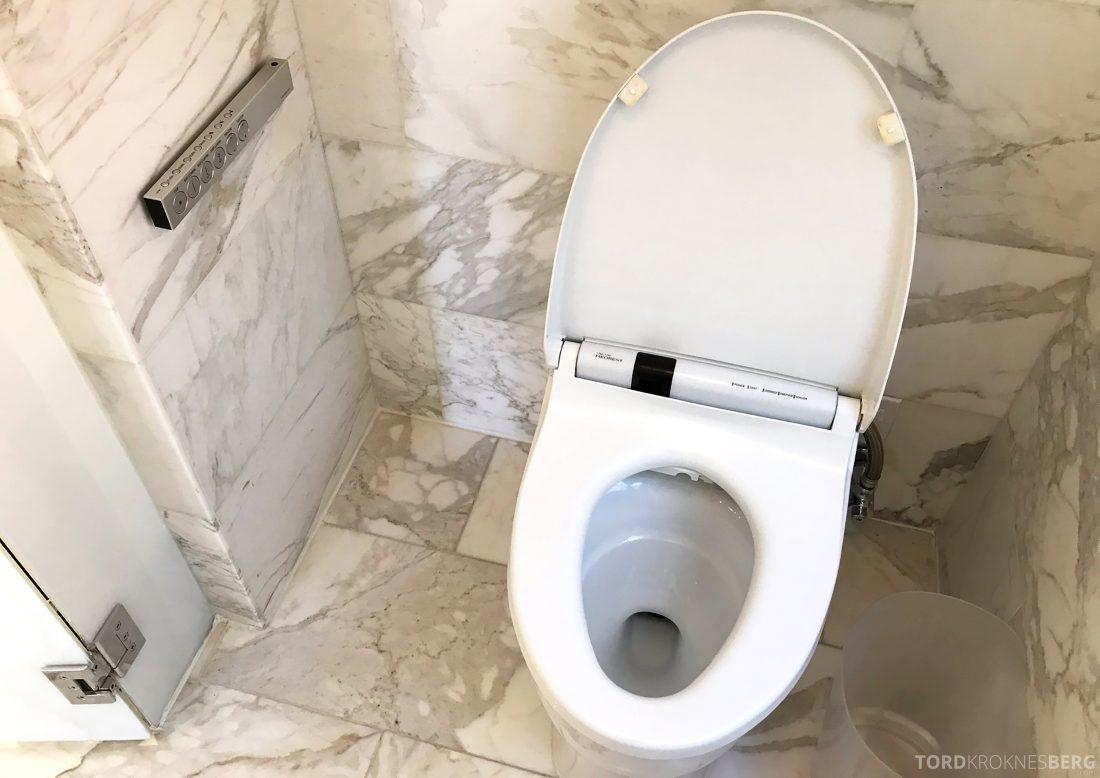 Hotel Bel-Air Los Angeles toalett